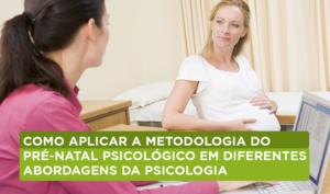 como aplicar o Pré-natal Psicológico