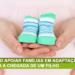mãe recebe apoio de profissional da parentalidade para a chegada do filho